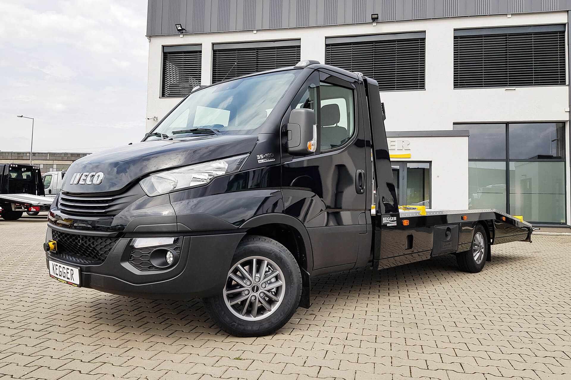 Iveco Daily Low Race Pakiet
